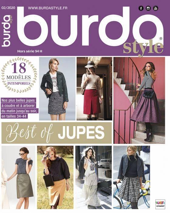 Burda style SPECIAL - BEST OF JUPES